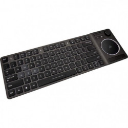 CORSAIR Clavier de divertissement sans fil K83 Wireless