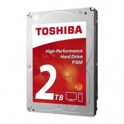 TOSHIBA - Disque dur Interne - P300 - 2To - 7 200 tr/min