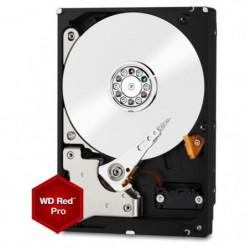 WD Red? Pro - Disque dur Interne NAS - 2To - 7 200 tr/min
