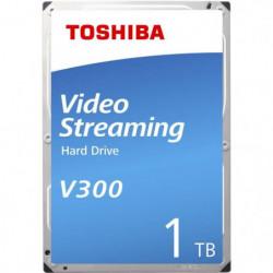 "Toshiba V300 1 To - Disque dur 3.5"" 1 To 5700 RPM 64 Mo"