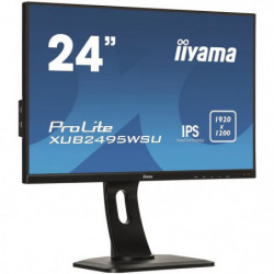 """IIYAMA XUB2495WSU-B1 - Ecran 24"""" 16:10 Full HD+ - Dalle IPS"""