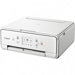 CANON Imprimante Multifonction PIXMA TS6251 3-en-1, Blanc