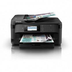 EPSON Imprimante Multifonctions 4-en-1 Workforce WF-7710DWF