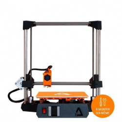 Imprimante 3D Dagoma - Volume d'impresion 200x200x200 mm