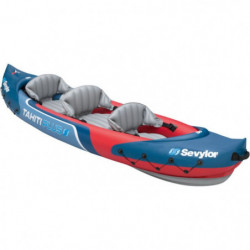 SEVYLOR Kayak Gonflable Tahiti Plus - 3 places