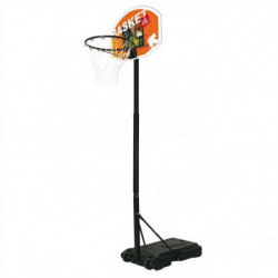 MONDO Panier de basket Junior ajustable de 165 a 205 cm