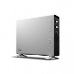DELONGHI Convecteur mobile - HCX3220FTS - 2000 W - Blanc