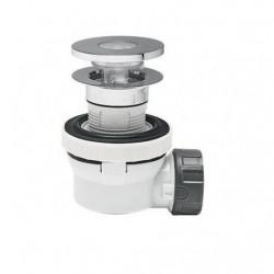 WIRQUIN Siphon de lavabo Xs Pure Dome Fixe D40 FR/NL