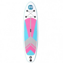 ROHE Paddle Gonflable Indiana Pink - 297x76x10cm