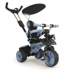 INJUSA Tricycle enfant évolutif City Bleu