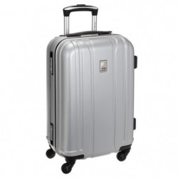 VISA DELSEY Valise Cabine Low Cost Rigide ABS 4 Roues 54cm